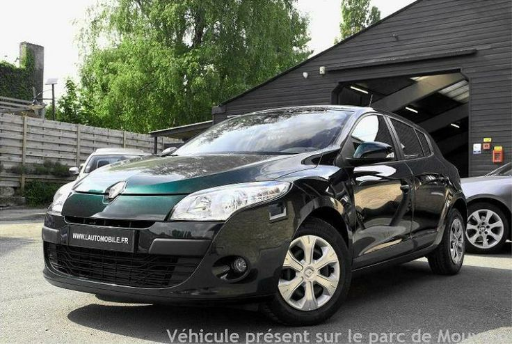 OCCASION RENAULT MEGANE III 1.5 DCI 105 EXPRESSION