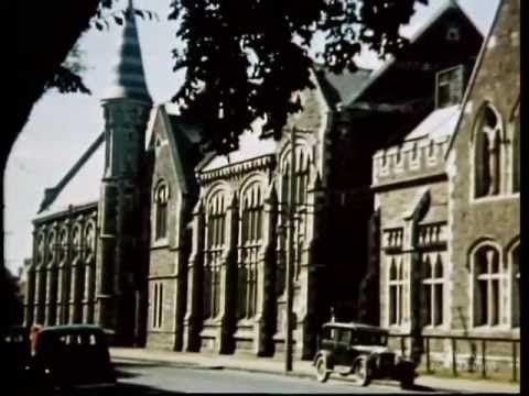 Christchurch Garden City of New Zealand (1952) 550,002
