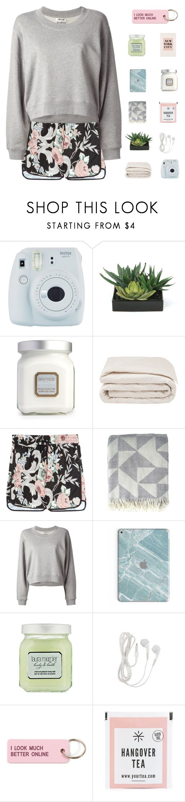 """so don't be afraid, because there's nothing to fear ⚘"" by itssloanexoxo ❤ liked on Polyvore featuring Fujifilm, Lux-Art Silks, Laura Mercier, Frette, Zimmermann, Ratzer, Acne Studios, Various Projects and Urban Outfitters"