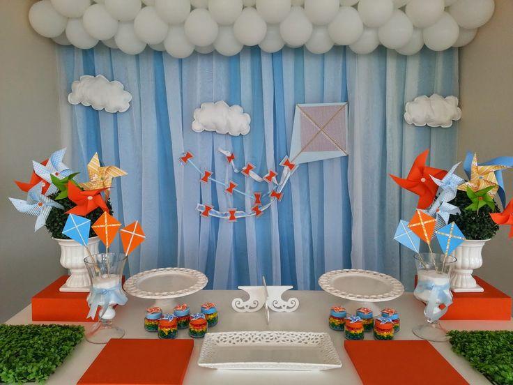 Chá de bebê duplo   Uma linda festa para esperar a chegada do João e do Lucas....que venham com muita saúde. Obriga...