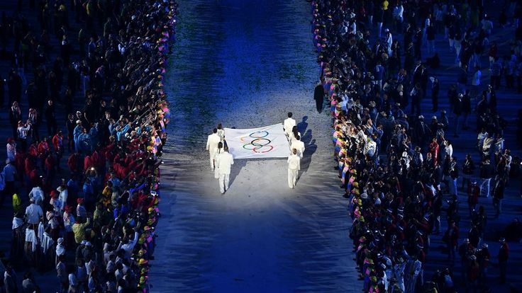 Let's glance ahead at the 2020 Summer Olympics.