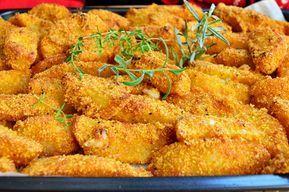 Dacă preparați acești cartofi aurii, de gustul lor vă veți îndrăgosti! Sunt delicioși și se prepară la cuptor