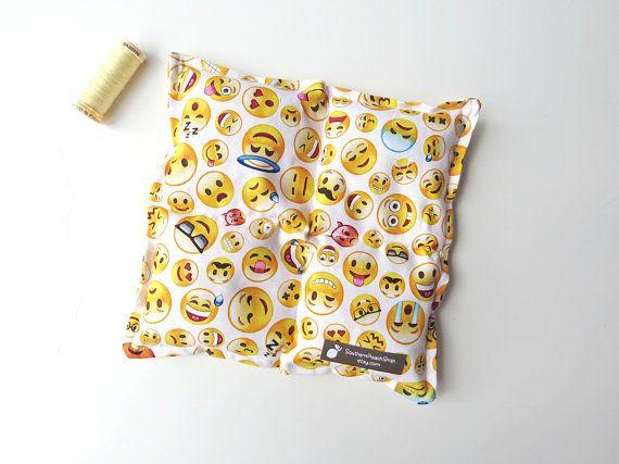 Large Heating Cooling Rice Packs Emoji Rice Pack Heating