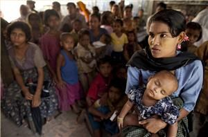 Limiting Myanmar's Rohingya?   We ask if recent government measures are a violation of human rights, or a justifiable means to maintain security.