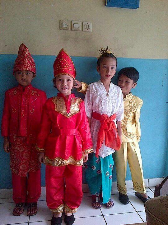 Padang costume