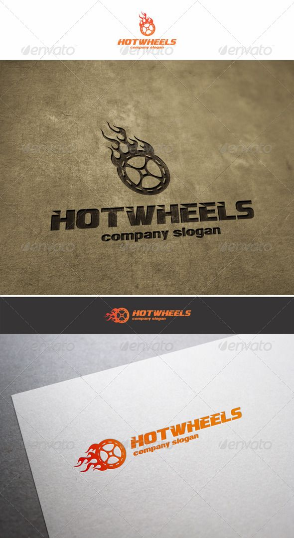 Hot Wheels Auto Logo – is logo template that suitable for any business or company related to workshop, service, wheels shop, wheels store, automobile, automotive, racing, draft, machinery, technology, tires, wheel, car repair, etc.  Creative and unique logo template.