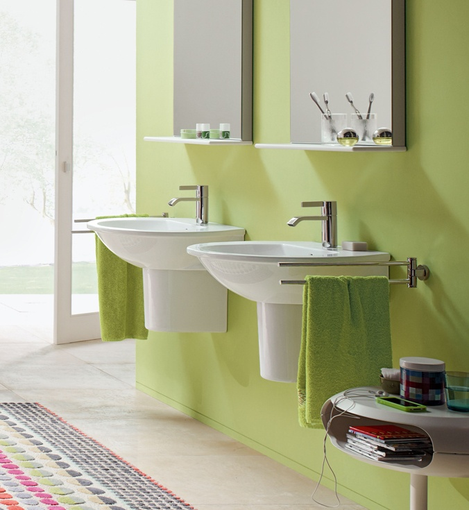 Spring in the bathroom with Duravit and