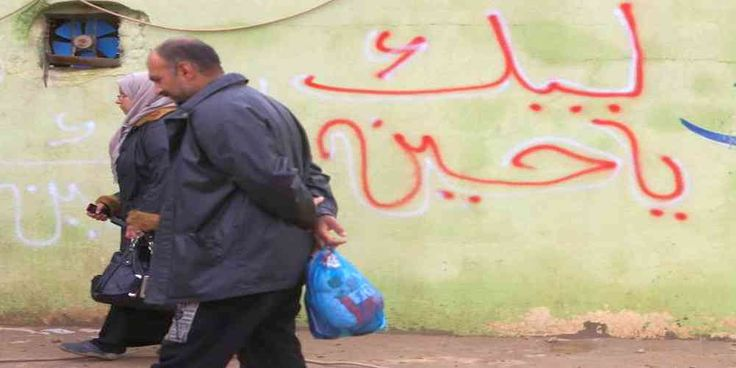 "Top News: ""IRAQ POLITICS: Soldiers Spray Shi'ite Graffiti In Mosul, Residents Shocked"" - http://politicoscope.com/wp-content/uploads/2016/12/Grafitti-Residents-alarmed-as-Iraqi-soldiers-spray-Shiite-graffiti-in-Mosul-Iraq-Politics.jpg - ""Look at this. The army should be neutral and not painting such things on walls,"" said Abdullah Shuwaib, a Sunni blacksmith who fled the fighting.  on Politics: World Political News Articles, Political Biography: Politicoscope - http://politic"