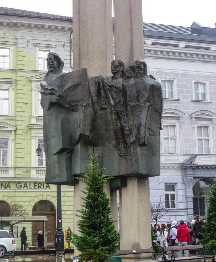 Bratislava, Slovakia; Read stories at www.whattravelwriterssay.com
