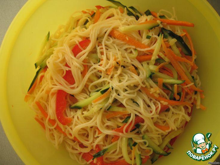 Салат из фунчезы по-корейски ингредиенты