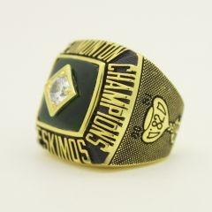1982 Edmonton Eskimos The 70th Grey Cup Championship Ring