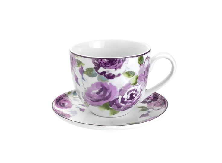 Take tea to glamorous new heights by sipping it from this refined teacup. Better make it Lady Grey, not builders'. Priced at £4.