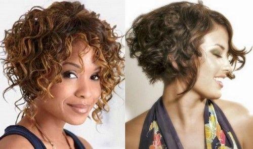 Красивые короткие стрижки на кудрявые волосы 2017-2018 фото, модные стрижки на кудрявые волосы средней длины, стрижки на кудрявые длинные волосы фото идеи.