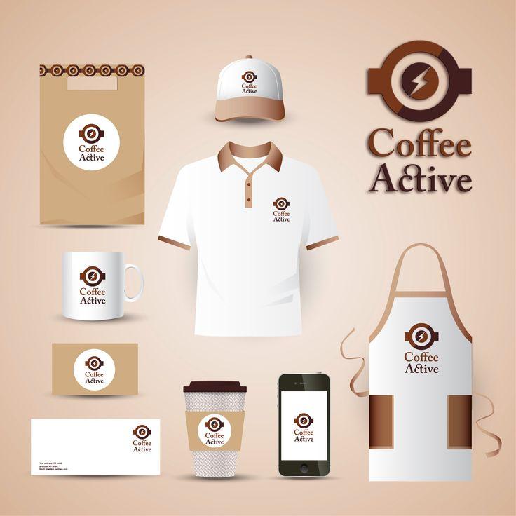 Diseño de marca. Tema:café
