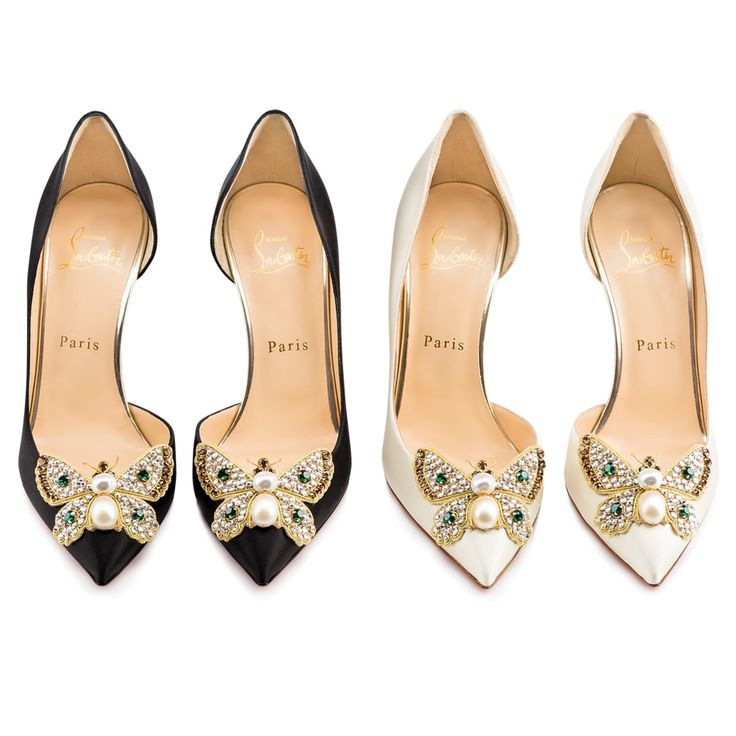 [product_name] [heel_height] [color] [material] - [attribute_set_name] - Christian  Louboutin