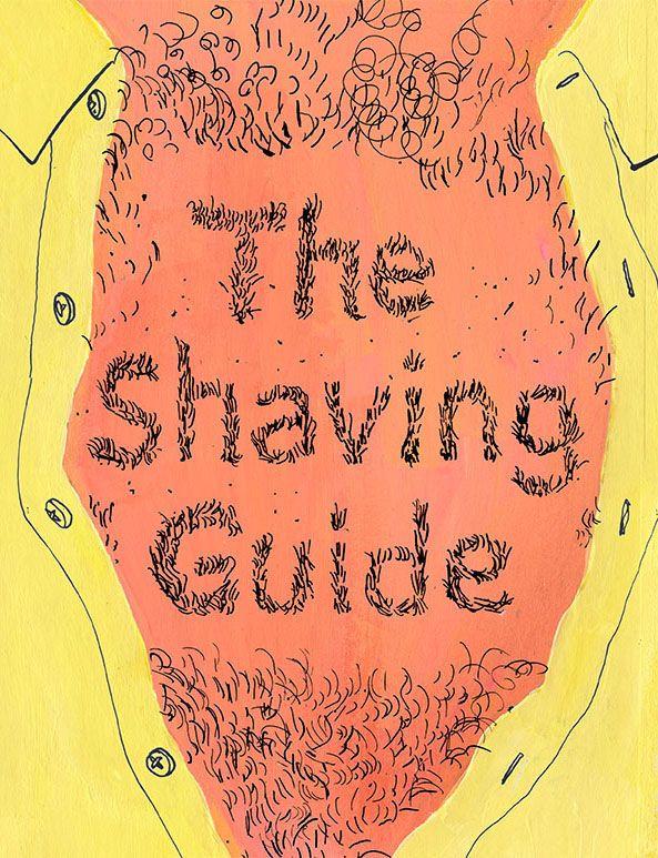 The Shaving Guide on Behance