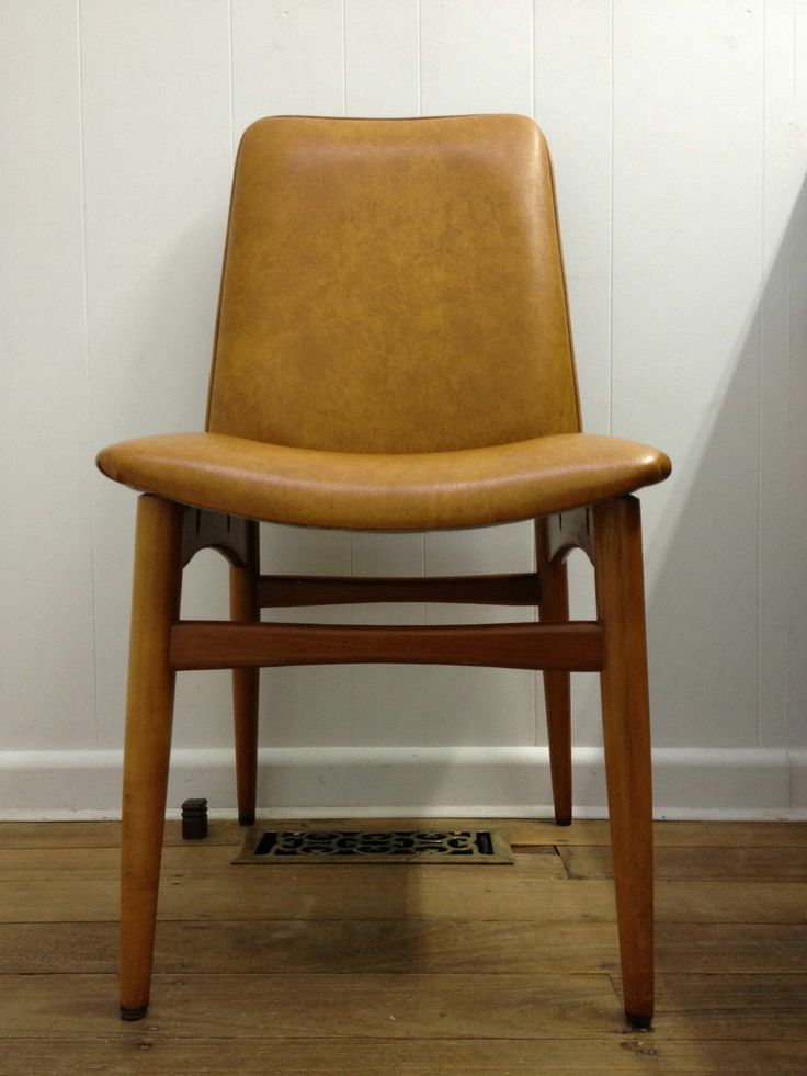 Retro Vintage Fler Parker MID Century ERA Teak Dining Chairs in Eltham, VIC | eBay