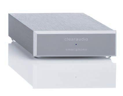 The Clearaudio Smart Phono offers both MM and MC capabilities, with enough gain to drive the lowest output cartridges. It is a very simple unit to operate with a single button switching between MM and MC functionality. Another nice feature is it dedicated power transformer, which resides outside the actual phonostage to keep the audio circuit as quiet as possible.