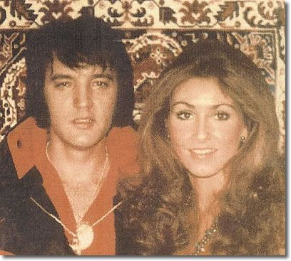 "Elvis Presley and Linda Thompson Linda: ""We shared a real kinship. I mean, we became kindred souls."""