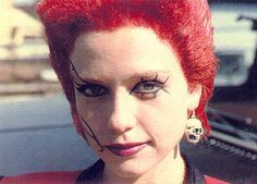 "Trash ""Linnea Quigley"" The Return Of The Living Dead (1985)"