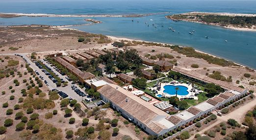 Vila Gale Albacora Tavira Algarve Portugal