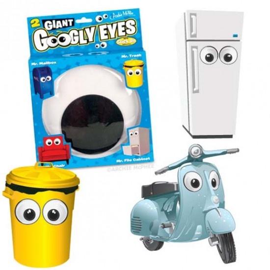 Grote googly ogen - big googly eyes