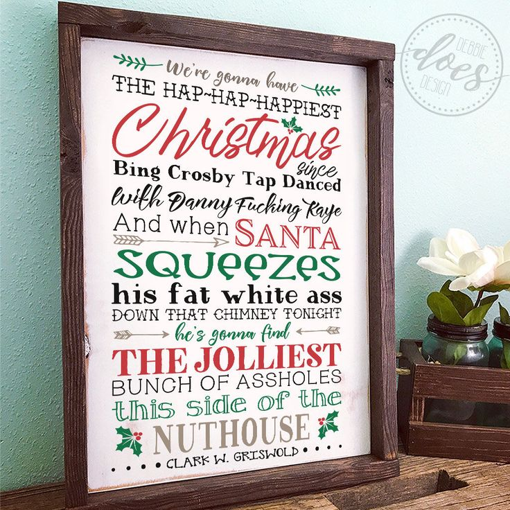 Jolliest Bunch Griswolds Christmas Vacation SVG Etsy in