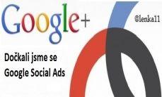 Google Social Ad +Post. Více na www.justmedia.cz #googleplus #pluspost #justmediablog #socialnisite