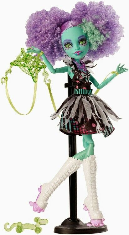 Honey Swamp Freak du Chic Monster High Doll, 2015 (I bought her on sale at Meijer for $15.)