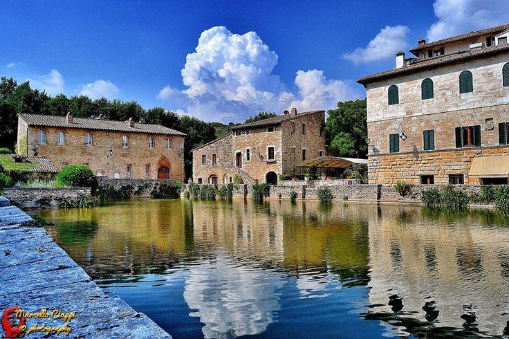 34 best spas and relax bagni di san filippo and bagno vignone images on pinterest tuscany - Bagni di vignone ...