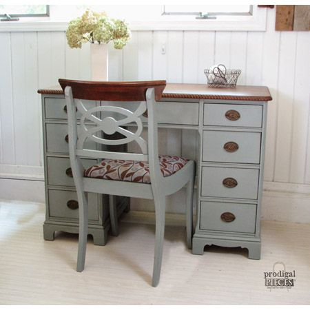 Thrift Store Makeover Wonders - The Cottage Market