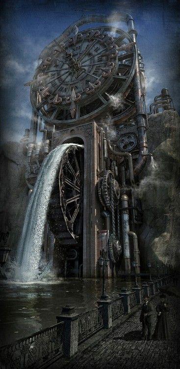 The Time Machine - Dmitriy Filippov
