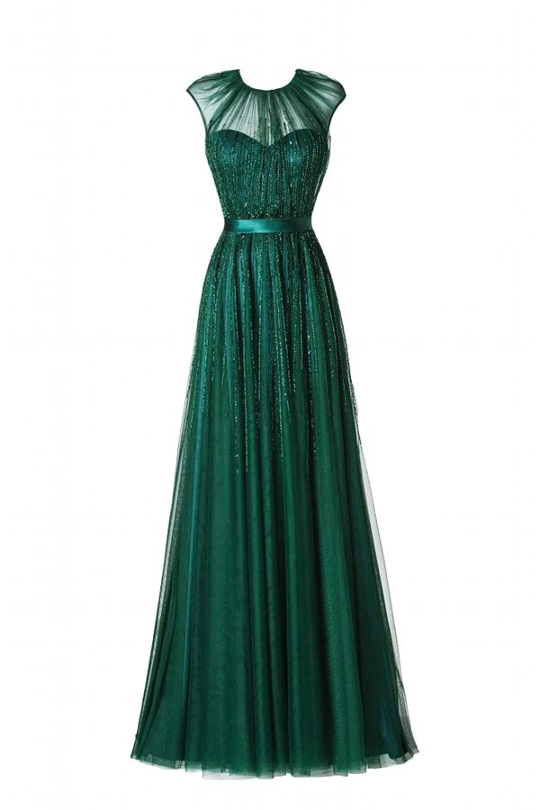 Wow love this green & this dress. Going to try to put some green in my closet this fall