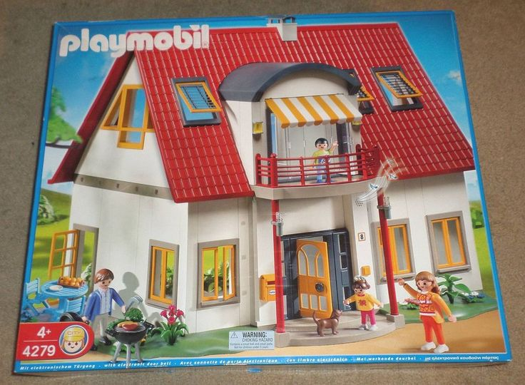 Playmobil 4279 - Suburban Home #PLAYMOBIL