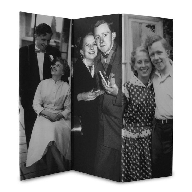 Personalised Folding Screen  From £249
