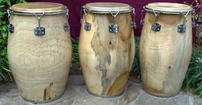 Manito Percussion Congas Custom Solid Shell Drums Great for Bomba and Plena Tell Manito you saw them in David C. Pinterest Page http://www.manitopercussion.com/