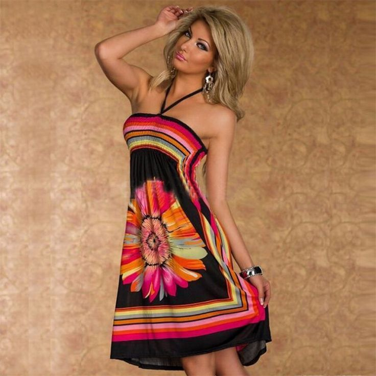Long Women Black Sexy Chiffon Dress  http://mobwizard.com/product/2016-summer/