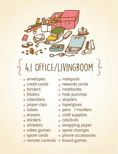 Komari - 4.1 Office/Living Room