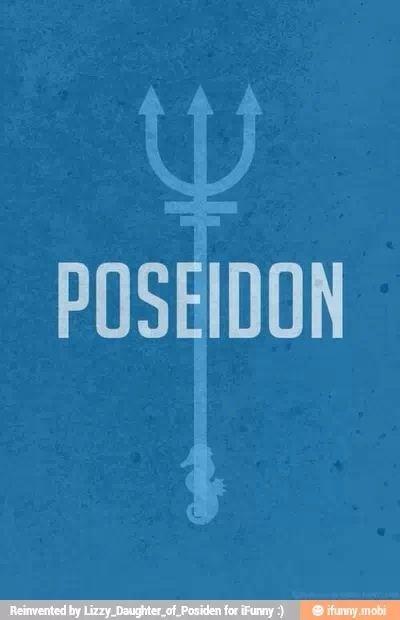 Poseidon wallpaper