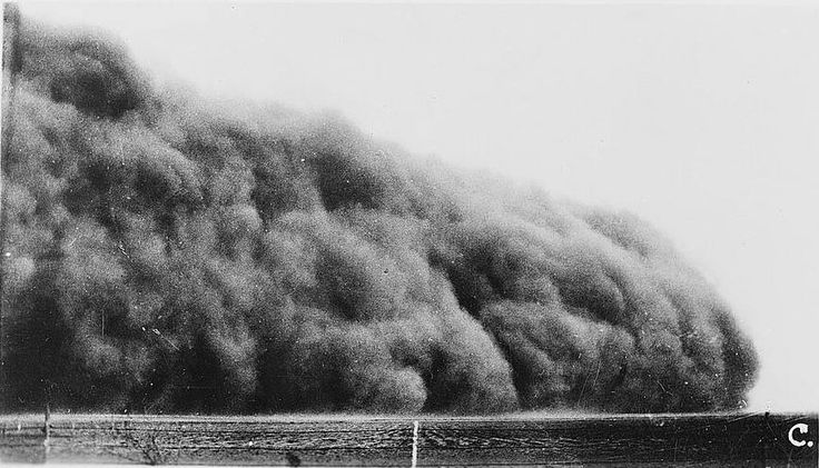 Black Sunday: The Storm That Gave The Dust Bowl Its Name