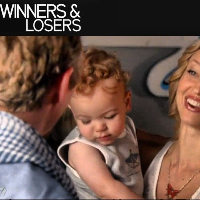 Purebaby summer bodysuit featured in Channel 7's Winners and Losers!