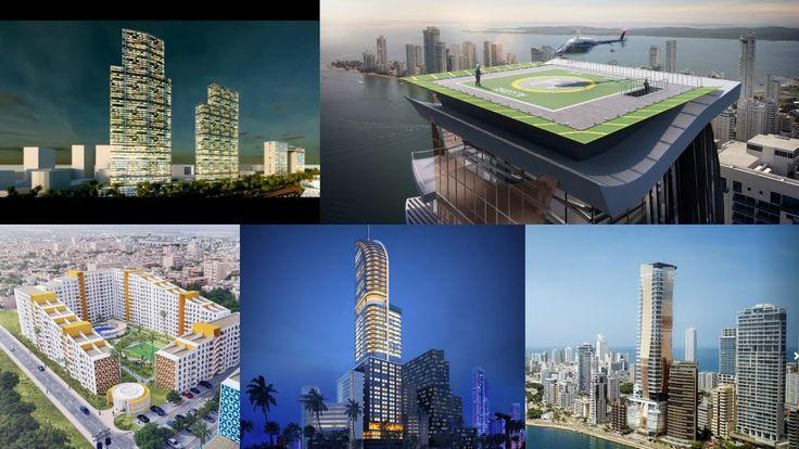 Algunos Proyectos & construcciones En Cartagena Colombia 2018