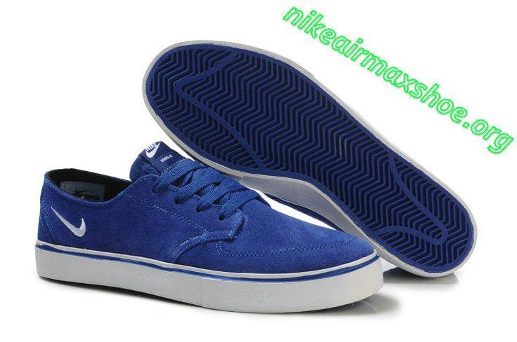 nike braata lr canvas shoes blue sapphire white 477650 410