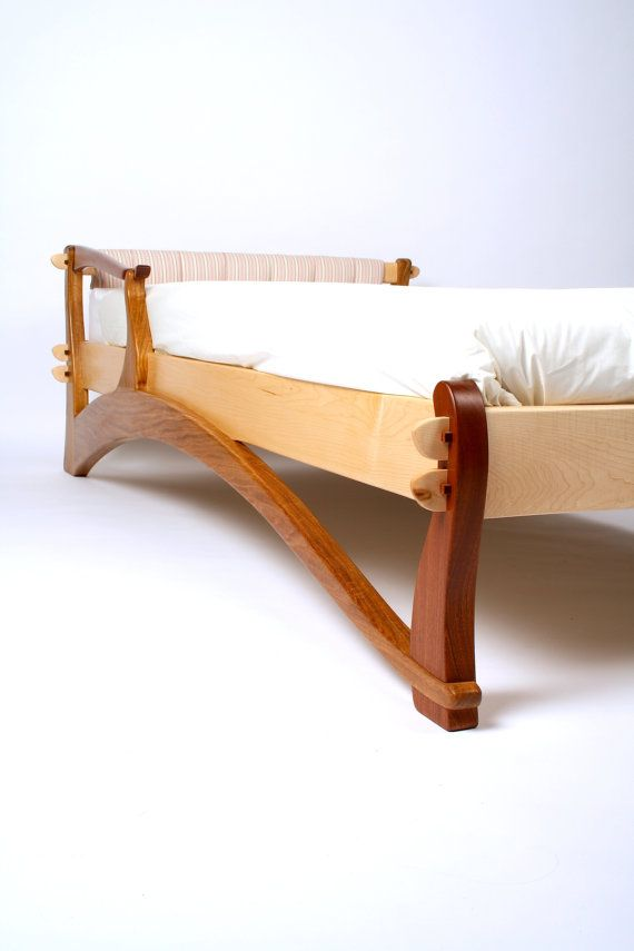 Jack & The Beanstalk Bed by fatwalrus on Etsy, $4462.50 This is a DIY if I've ever seen one! What a cool idea for a boys room