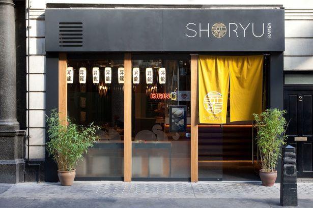 Shoryu ramen bar confirms Manchester opening in Piccadilly Gardens - Manchester Evening News