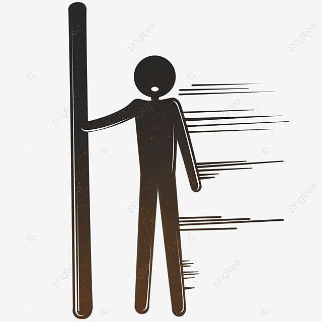 Knocking On The Stickman Black Stickman Stereo Png Transparent Clipart Image And Psd File For Free Download Black Social Media Icons Clipart Images Background Patterns