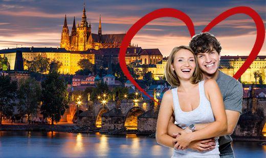 Romantický wellness pobyt v Prahe za 149.00 €