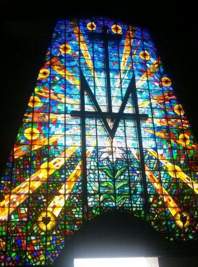 Santuario de la Milagrosa de los Padres Vicentinos en el Municipio de Santa Rosa de Cabal en Risaralda, Colombia