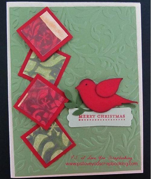 162 best Handmade Christmas Cards images on Pinterest | Handmade ...