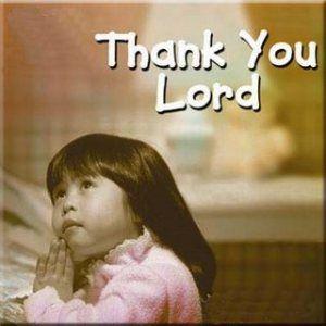 TUHAN | Terima Kasih Tuhan
